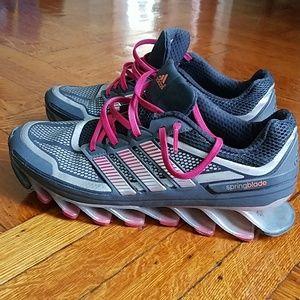 Adidas springblade running shoe